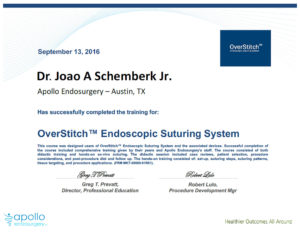 dr-joao-a-schemberk-jr-certified-overstitch-endoscopic-suturing-system